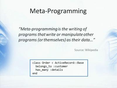 编程语言的发展趋势及未来方向(5):元编程