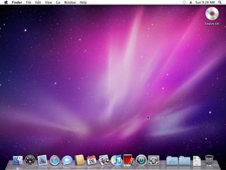 VirtualBox虚拟机环境安装Mac OS X雪豹(图解)